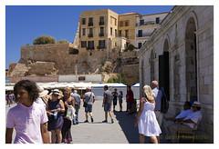 Old Harbour (Dr_Babis) Tags: nikon d610 nikkor50mm fx greece chania crete harbour port venetian summer