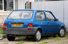M778 MKO (Nivek.Old.Gold) Tags: 1994 rover metro quest edition 3door beadles 1118cc