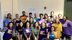 Huge shout out to our amazing team of coaches at our 2018-2019 Coaches Training. We were so excited to see so many old and new faces today! Can't wait to see these all star coaches in action this year with their team of youth runners! #NOLA #team #communi (YouthRunNOLA) Tags: youthrun running youth empowerment nola