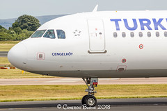 Turkish Airlines TC-JTL A321-200 (IMG_9746) (Cameron Burns) Tags: turkishairlines turkish airlines tk tcjtl çengelköy airbus airbus321 airbus321200 a321 a321200 ist istanbul turkey red white blue manchester airport manchesterairport man egcc ringway viewing park airfield aviation aerospace airliner aeroplane aircraft airplane plane canoneos550d canoneos eos550d canon550d canon eos 550d uk united kingdom unitedkingdom gb greatbritain great britain europe action