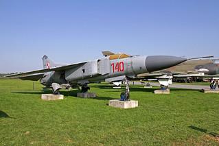 Polish Air Force Mikoyan-Gurevich MiG-23MF 140 EPDE 23-08-18