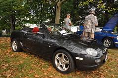 1996 MGF (1) (Gearhead Photos) Tags: jaguar e type mga mgb mgtc mgc gt english cars british delorean mgf xk xj xjs xf v8 ford cortina austin healey morgan plus 4 convertible 120 140 150 waterfront park north vancouver bc canada