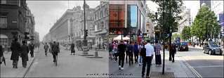 Oxford Street`1941-2018