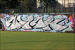 Mink (Alex Ellison) Tags: mink southlondon urban graffiti graff boobs halloffame hof