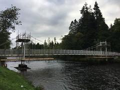 Bridge closed (What I saw...) Tags: inverness highlands scotland ness bridge general wells closed