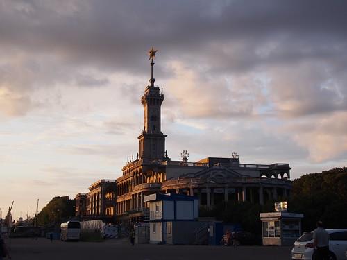 Северный речной вокзал ©  Liendain