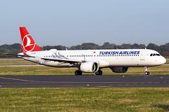 TC-LSA | Airbus A321-271NX | Turkish Airlines (JRC | Aviation Photography) Tags: tclsa dus eddl dusseldorfairport turkishairlines turkish airbus a321 airbusa321neo a321neo neo airbusneo a321271n a321271nx airbusa321271nx
