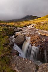 Gold and Silver (-Rodbod-) Tags: beauty beautiful landscape waterfall glensannox arran isleofarran scotland scottish westcoastofscotland adventure outdoors longexposure fuji fujix fuji1655 xh1 hiking hills