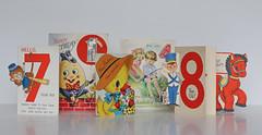 Birthday Cards (Arkle1) Tags: flickrfriday memorabilia