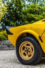 1977 Lancia Stratos Stradale (Bas Fransen Photography) Tags: 1977 lancia stratos stradale 1977lanciastratosstradale lanciastratosstradale yellowlanciastratosstradale newlanciastratosstradale originallanciastratosstradale lanciastratosstradalebelgium