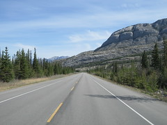 Northbound inside our family RV on Hwy 16 between Jasper and Hinton (jimbob_malone) Tags: 2018 highway16 alberta