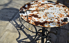 Rust 116 (orientalizing) Tags: apeiranthos cafe cyclades desktop featured greece islands mountains naxos rust village
