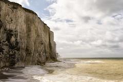 Ault (Patrick Doreau) Tags: baie de somme manche mer banc ciel faise craie picardie