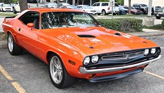 1970 Challenger (Bill Jacomet) Tags: coffee cars and houston tx texas 2018 memorial city mall show auto