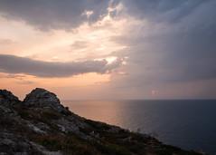 P1100817 (angelina.solberg) Tags: crimea sea travel sun sunset dawn dusk moon night pastel clouds seagulls