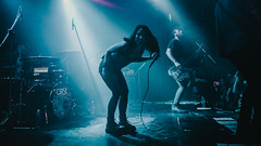 Luli Segovia - CIRSE (Laurita Church) Tags: show rock music cirse recital alternativo lights canon 80d tokina wideangle 1116 latangente palermo buenosaires argentina