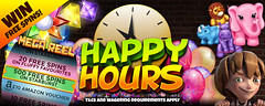 happy hour (123 Spins) Tags: happyhours freespins spins