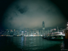 Victoria Harbour (tomosang R32m) Tags: 香港 香港エクスプレス street hkexpress hongkong 夜景 night yakei victoria victoriaharbour 維多利亞港