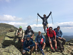 2015_RTR_Presidential Traverse Wilderness Retreat 24 (TAPSOrg) Tags: taps tragedyassistanceprogramforsurvivors tapsretreat retreat mensretreat wilderness presidentialtraverse newhampshire 2015 military outdoor horizontal group males hiking posed landscape mountains