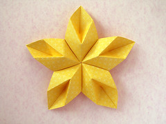Stella floreale - Floral Star (Francesco Guarnieri) Tags: 3dstar christmas christmasstar decoration fiore flower geometric geometry modular modularorigami papercrafts pliage ring star threedimensional stella floreale stellafloreale floralstar paperfolding papiroflexia