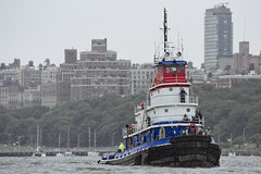 r_180909164_beat0075_a (Mitch Waxman) Tags: 2018greatnorthrivertugboatrace hudsonriver manhattan tugboat workingharborcommittee newyork