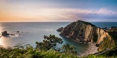 The Beach of Silence (Javiralv) Tags: asturias paraísonatural playadelsilenciobeachofsilence coast playa spain españa longexposure