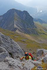 Cheminées de Sallanches (Goodson73) Tags: didier bonfils goodson73 pointe percee cheminees sallanches rando escalade aravis montagne