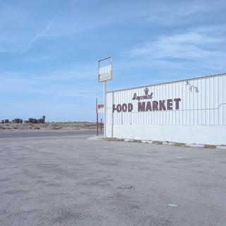 imperial food market. niland, ca. 2018.