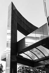 structure b&w (Rudy Pilarski) Tags: nikon nb d7100 design tamron thebestoffnikon thepassionphotography structure france francia forme form bw monochrome moderne modern urbain urban urbano europe europa paris capitale abstract abstrait line lines courbe architecture architectura light lumière reflet reflection minimal minimalism minimalisme minimalist