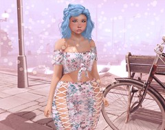 ♡ Vintage Glamour ♡ (Lili [My Fashionista Heart]) Tags: catwa okkbye lotus doe unnie adored bossie epoch cae gacha anybody crazyevent thearcade aulovely