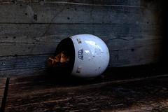 Helmet head (dan-gutierrez) Tags: roadtrip streetphotography fujifilm x100t seattle northwest