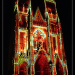 Illumination de la cathédrale de Tours thumbnail