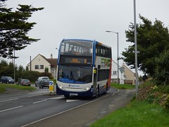 Stagecoach South West 15902 WA13GFJ (DGPhotography1999) Tags: 15902 wa13gfj stagecoach stagecoachsouthwest scania doubledeckerbus rualbusservices