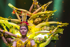 DAG_8932r (crobart) Tags: thousand hand bodhisattva eyes yate dance acrobatic team chinese china canadian national exhibition cne 2018 toronto