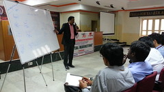 20160928_161238 (D Hari Babu Digital Marketing Trainer) Tags: iimc hyderabad digital marketing seminar