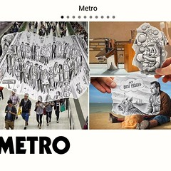 My latest @pencilvscamera works featured today in @metro.co.uk  https://metro.co.uk/2018/08/19/artist-creates-quirky-snapshot-pencil-sketches-within-his-travel-pictures-7856453  #art #pencilvscamera #benheineart #drawing #photographie #photography #dessin (Ben Heine) Tags: pencilvscamera creativite art drawing photographie benheineart photography creative dessin nature architecture holidays benheine sea seaside mer beauté paysage landscape seascape summer été free libre samsungs9 benheinephotography photo plage beach creatif rochefort spain portugal countryside campagne tuto tutoriel music musique discover découverte urbex model modèle voyage travel capture moment artist world monde smartphonephoto