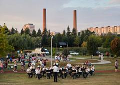 18-08-20.4Q7A8342 (neonzu1) Tags: kaposvár outdoors people festival eventphotography államiünnep kaposvárhelyőrségizenekar music performance brassband