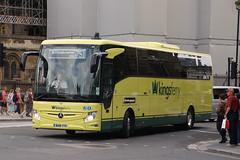 Kings Ferry, Gillingham - BU18 YTX (peco59) Tags: bu18ytx mercedesbenz mercedes tourismom2 tourismo kingsferry psv pcv coach