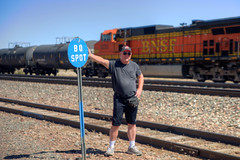 Whatever, It's Hot Today 2018.06.07.15.08.14 (Jeff®) Tags: jeff® j3ffr3y copyright©byjeffreytaipale arizona railroad selfportrait bnsf