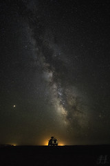 On the Edge (Explore) (Joshua Johnston Photography) Tags: joshuajohnston sonya7ii nature oregon pacificnorthwest pnw nightphotography milkyway longexposure canonef1635mmf28liii
