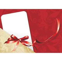Vector Red pattern background on white card with curved with ribbon (cgvector) Tags: abstract anniversary background banner beautiful beauty birthday bow box card celebration celebratory christmas classical closeup cover curve day december decor decoration design elegance frame frost gift gold greeting holiday illustration inscription invitation isolated knot label letter merry new ornate package packing party pattern present price red retro reward ribbon sale satin season seasonal shine sign style symbol tied traditional valentine vector wallpaper web white winter xmas year yule yuletide