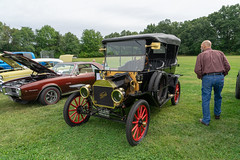 38thannualshrinerscarshow2018-191 (gtxjimmy) Tags: sonya7 sony a7 alpha mirrorless 38thannualmelhashrinerscarshow carshow autoshow autorama melhashriners newengland massachusetts chicopee mooselodge summer vintage classic antique automobile vehicle 1914 ford modelt