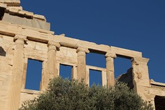 The Erechtheion (demeeschter) Tags: greece athens roman agora ruin building heritage historical mosque church religion temple ancient acropolis theatre archaeology attraction city town museum