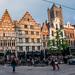 2018 - Belgium - Gent - Old Town Square