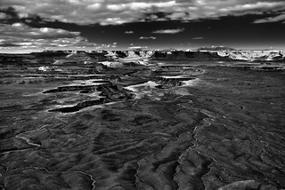 I'd Been at This Point Years Ago! (Black & White, Canyonlands National Park)