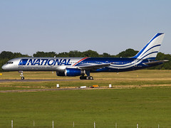National Airlines | Boeing 757-28A | N176CA (Bradley's Aviation Photography) Tags: b752 757 boeing757 b757 nationalairlines boeing75728a n176ca canon70d aircraft air aviation airplane airport plane planespotting avgeek aviationphotography egss stn stansted stanstedairport londonstanstedairport londonstansted