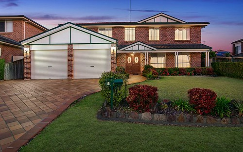 11 Fintry Ct, Kellyville NSW 2155