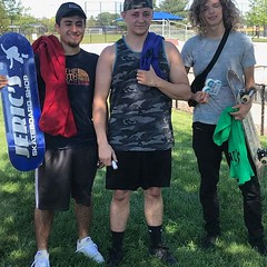 18+ Winners (Jeric's Skate Shop) Tags: plainfield illinois skateboarding