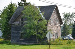 House In Van Buren (Joe Shlabotnik) Tags: maine aroostook vanburen 2018 august2018 afsdxvrzoomnikkor18105mmf3556ged