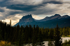 4N5A1749 (Mooney1908) Tags: banff national park landscape nature canada canon mountain mountains summer 2018 august vacation clouds photography photo west earth beauty pine